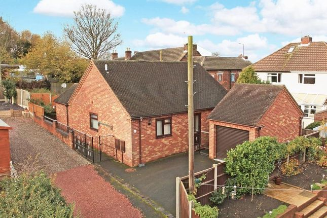 Thumbnail Bungalow for sale in Old Park Road, Ketley Bank, Telford
