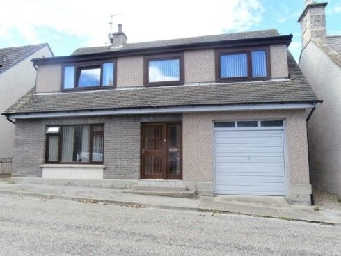 Thumbnail Detached house for sale in Aboyne Street, Buckie
