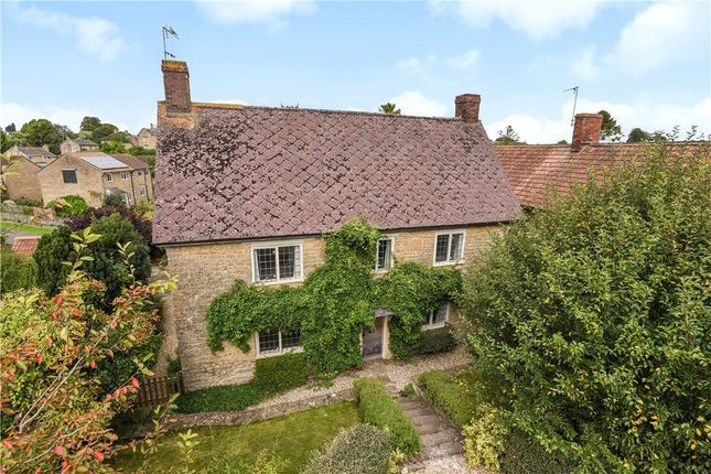 Thumbnail Link-detached house for sale in Brook Street, Milborne Port, Sherborne, Somerset