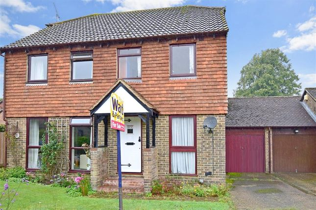 2 bed semi-detached house for sale in Gybbons Road, Rolvenden, Cranbrook, Kent