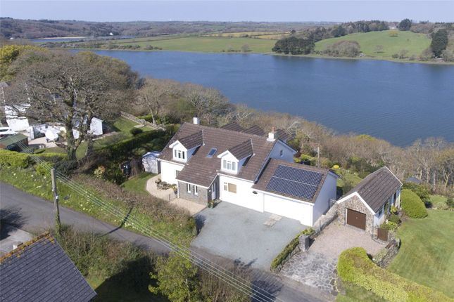 Thumbnail Bungalow for sale in Tides Reach, Lower Quay Road, Hook, Haverfordwest