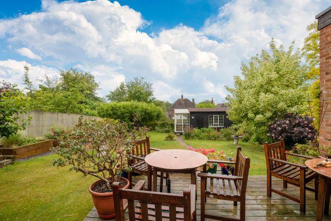 Rear Garden of Priory Close, Royston SG8