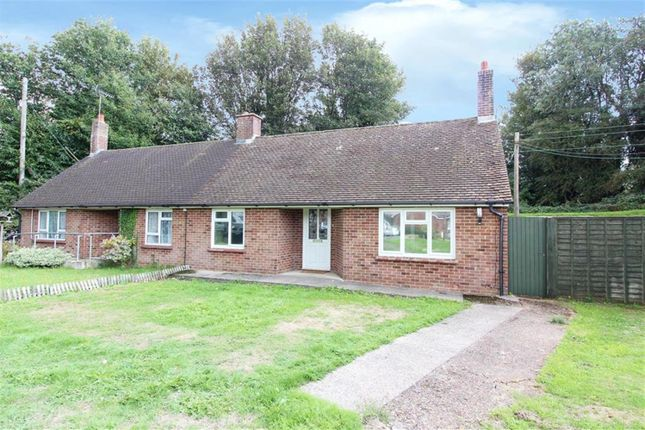 Thumbnail Semi-detached bungalow for sale in Sandy Place, Smeeth, Ashford