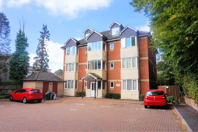 Thumbnail Flat for sale in 121 Regents Park Road, Shirley, Southampton