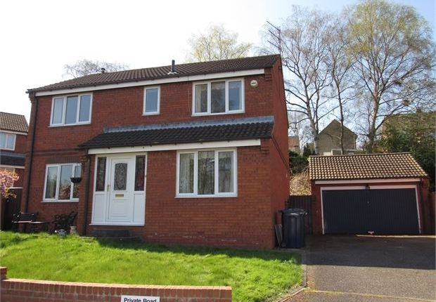 Thumbnail Detached house for sale in Shibdon Park View, Blaydon On Tyne