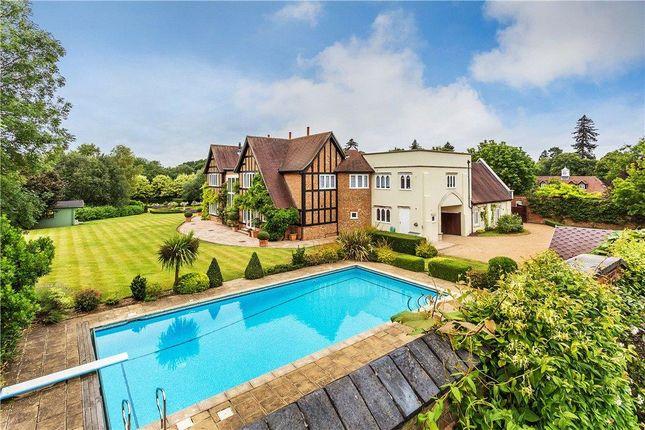 Thumbnail Detached house for sale in Ockham Lane, Ockham, Cobham, Surrey