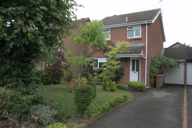 Thumbnail Link-detached house for sale in Sebert Road, Bury St. Edmunds
