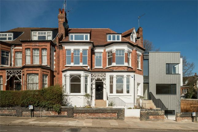 Thumbnail End terrace house for sale in Stanhope Gardens, London