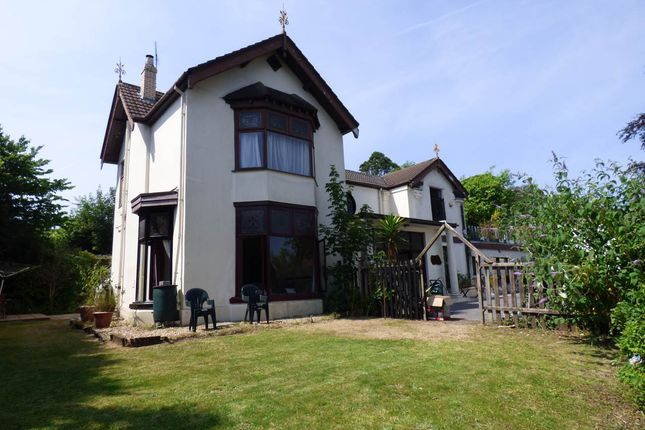 Thumbnail Flat to rent in Glanmor Road, Uplands, Swansea