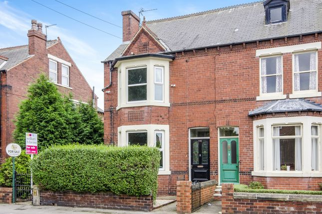 Thumbnail End terrace house for sale in Church Lane, Normanton