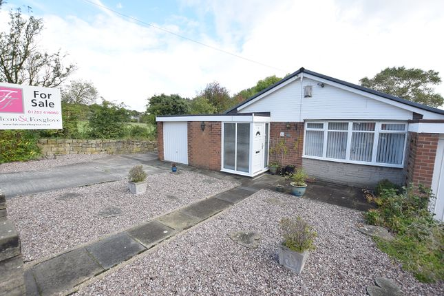 Thumbnail Detached bungalow for sale in Herschel Avenue, Burnley