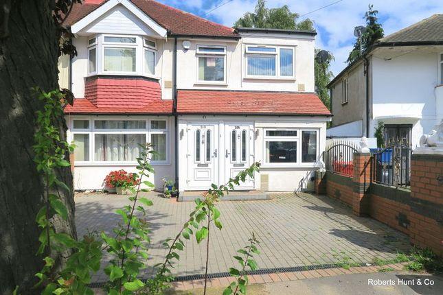 Thumbnail Terraced house for sale in Richmond Avenue, Feltham