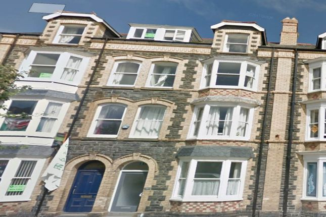 Thumbnail Flat to rent in Flat 5 30 North Parade, Aberystwyth, Ceredigion