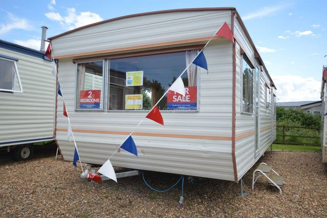 Mobile/park home for sale in Steeple Bay Holiday Park, Canney Road, Steeple, Southminster