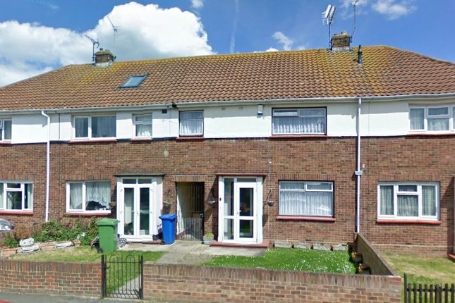 4 bed terraced house for sale in Bramston Road, Sheerness, Kent