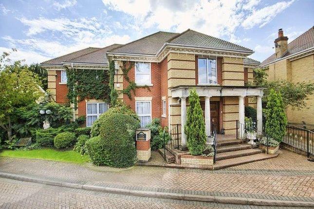 Thumbnail Detached house for sale in The Maples, St James Parish, Goffs Oak