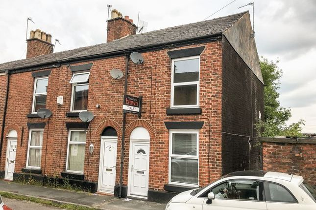 Thumbnail End terrace house to rent in Nelson Street, Congleton