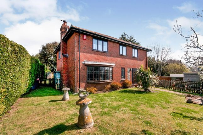 Thumbnail Detached house for sale in Eastbourne Road, Seaford