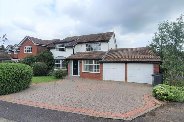 Thumbnail Detached house to rent in Rocklands Drive, Sutton Coldfield