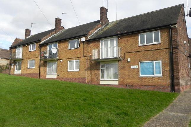 Thumbnail Flat to rent in Eversley Walk, Nottingham