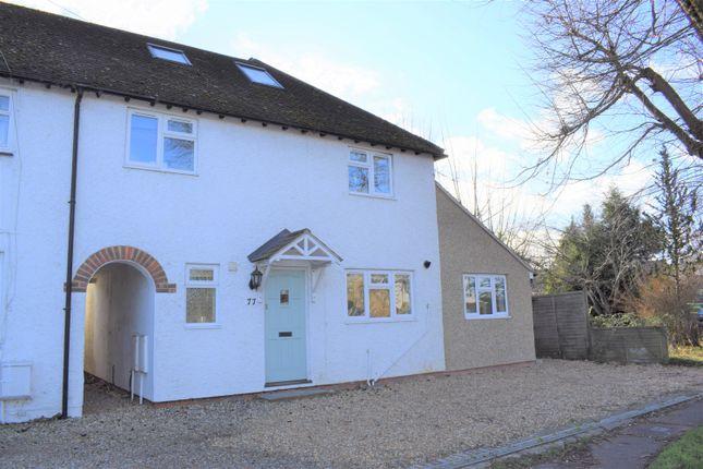 Thumbnail Semi-detached house to rent in Arthur Road, Farnham