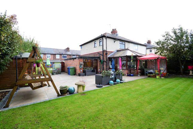 Garden of Rock Road, Latchford, Warrington WA4