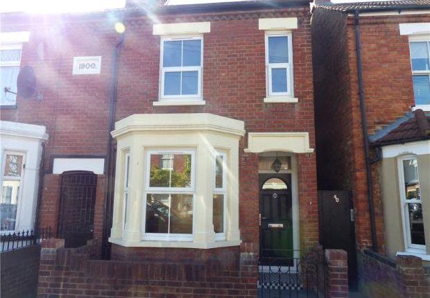 Thumbnail Terraced house to rent in Denmark Street, Bedford
