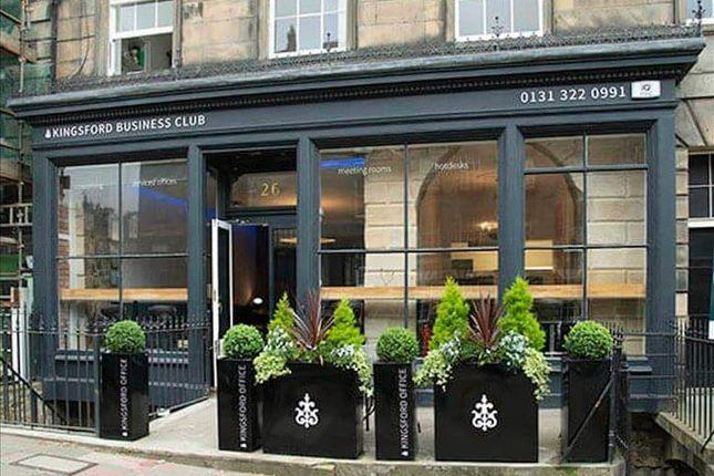 Thumbnail Office to let in Dublin Street, New Town, Edinburgh