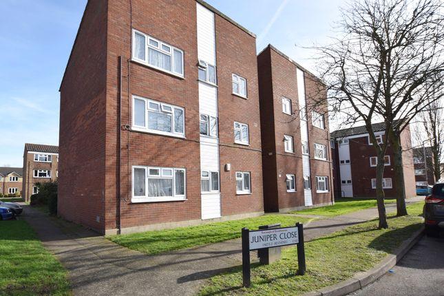 Thumbnail Flat to rent in Juniper Close, Broxbourne