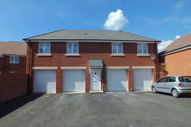 Thumbnail Detached house to rent in Ferris Way, Hilperton, Trowbridge, Wiltshire