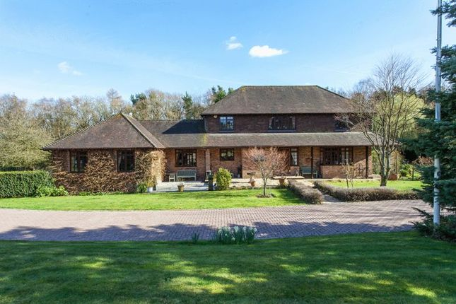 Thumbnail Detached house for sale in Frieth Road, Marlow