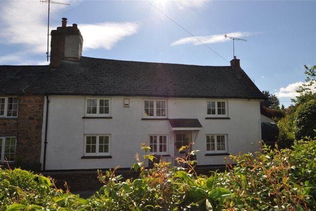 Thumbnail Semi-detached house for sale in Exebridge, Dulverton, Somerset