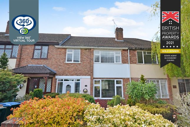 Terraced house for sale in George Marston Road, Binley, Coventry