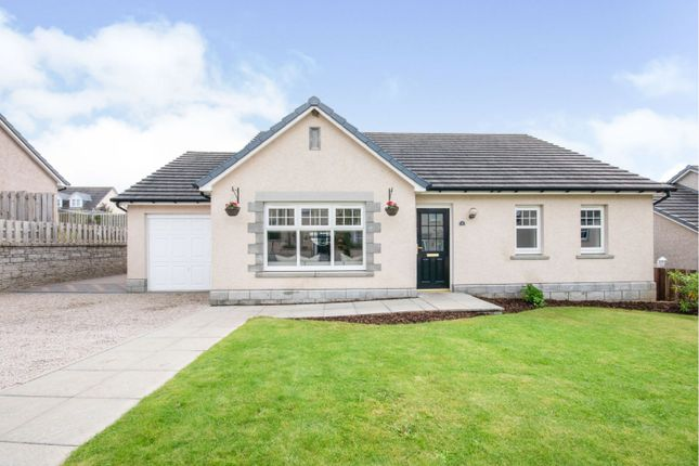 Thumbnail Detached bungalow for sale in Greenhall Avenue, Insch