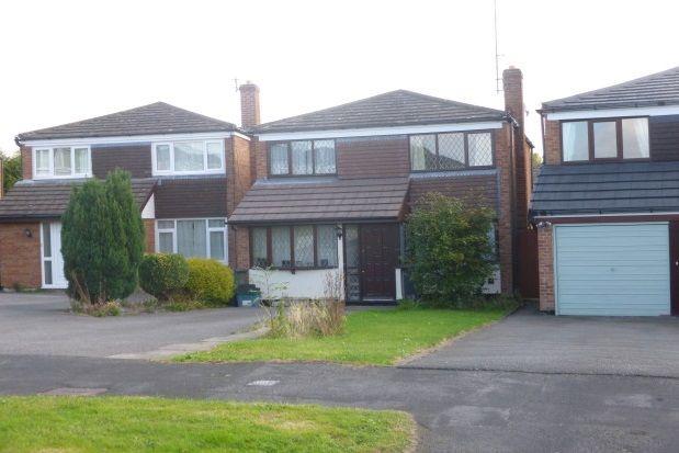 Thumbnail Detached house to rent in Henley Close, Little Neston, Neston