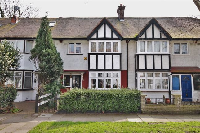 Thumbnail Terraced house for sale in Park Place, Acton, London