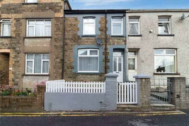 Thumbnail Terraced house for sale in Cromwell Street, Abertillery, Blaenau Gwent