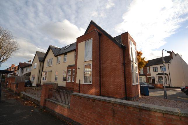 Thumbnail Flat to rent in Rutland Road, West Bridgford, Nottingham