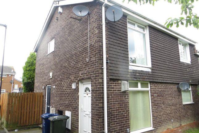 Thumbnail Flat to rent in Tudor Walk, Kingston Park, Newcastle Upon Tyne