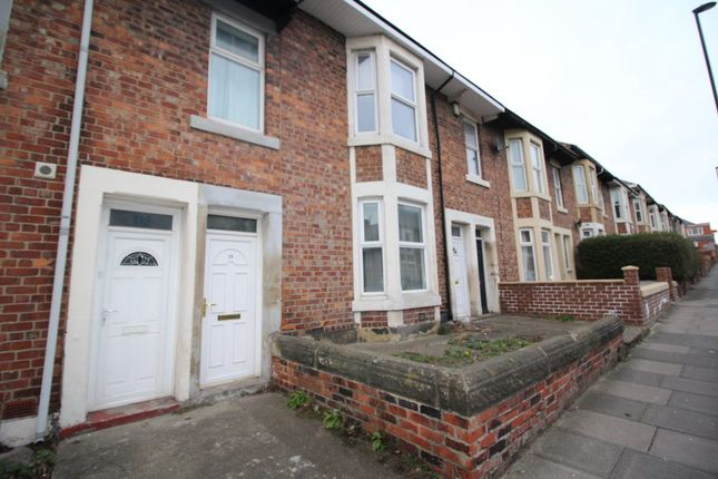 Thumbnail Flat to rent in Warwick Street, Heaton, Newcastle Upon Tyne