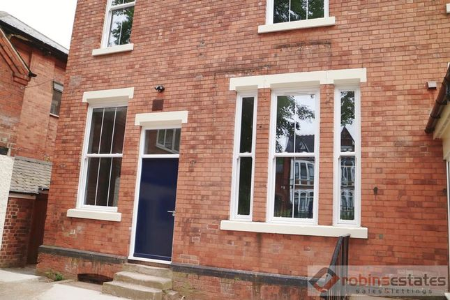 Thumbnail Flat for sale in Pelham Road, Nottingham