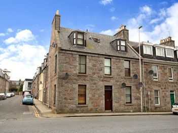 Thumbnail Flat to rent in Rose Street, Aberdeen