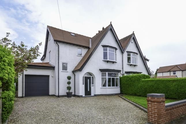 Thumbnail Semi-detached house for sale in Abingdon Drive, Ashton, Preston, Lancashire