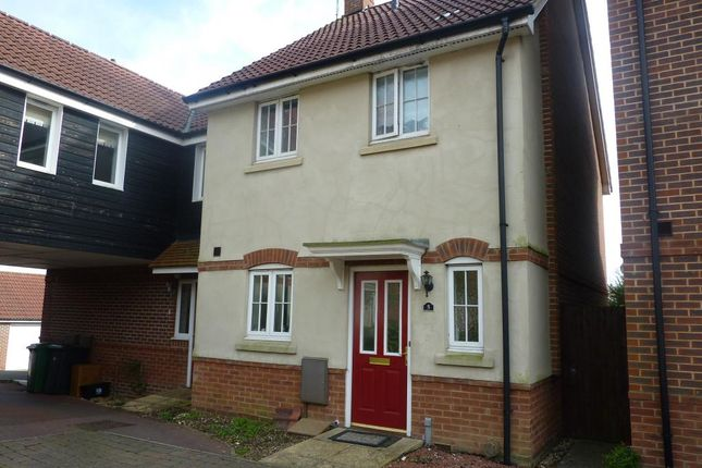 Thumbnail End terrace house to rent in Princess Louise Square, Alton