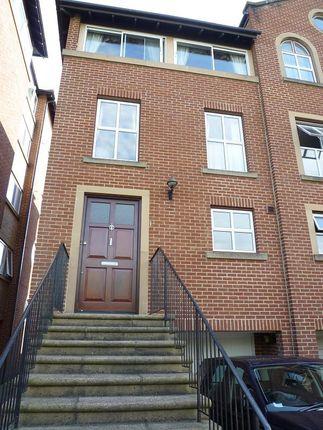 4 bedroom town house to rent in Alcantara Crescent, Ocean Village, Southampton