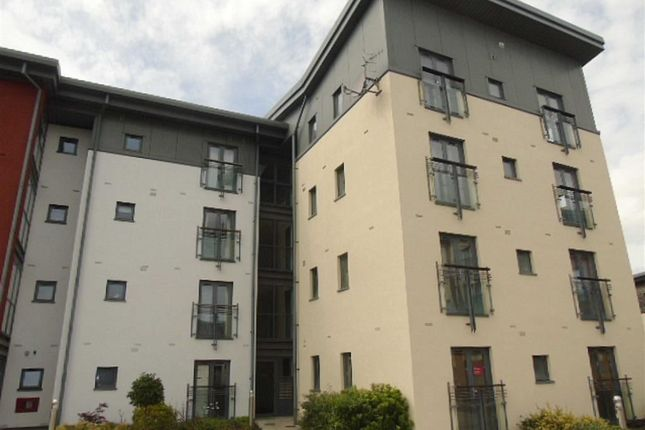 Thumbnail Flat for sale in St Christophers Court, Marina, Swansea