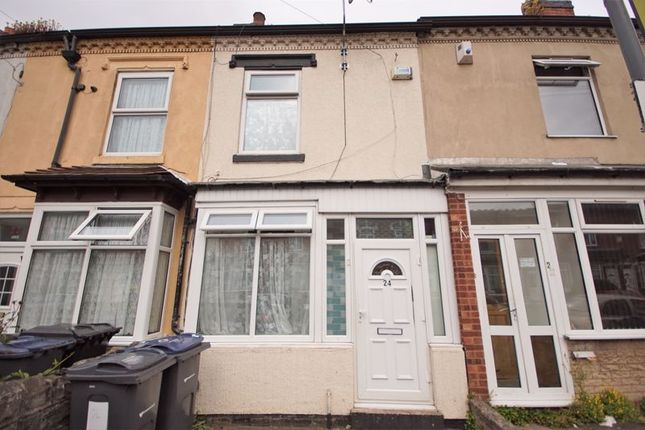 Front External of Solihull Road, Sparkhill, Birmingham B11