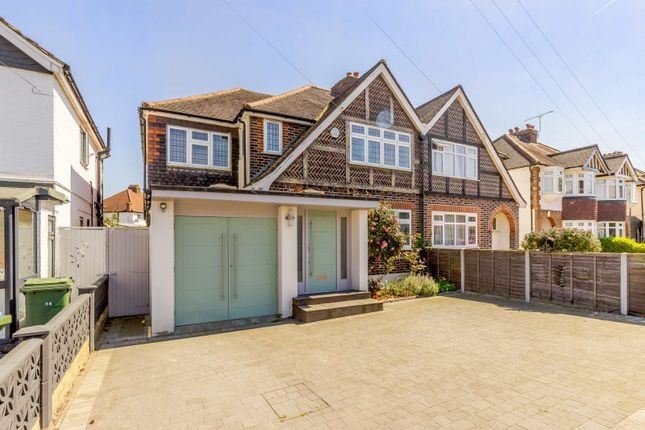 Thumbnail Semi-detached house to rent in Esher Road, East Molesey