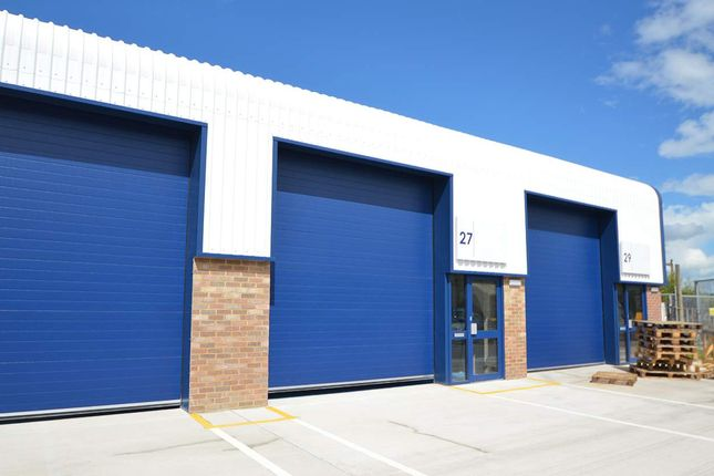 Thumbnail Warehouse to let in Unit 27, Bridge Street, Wimborne