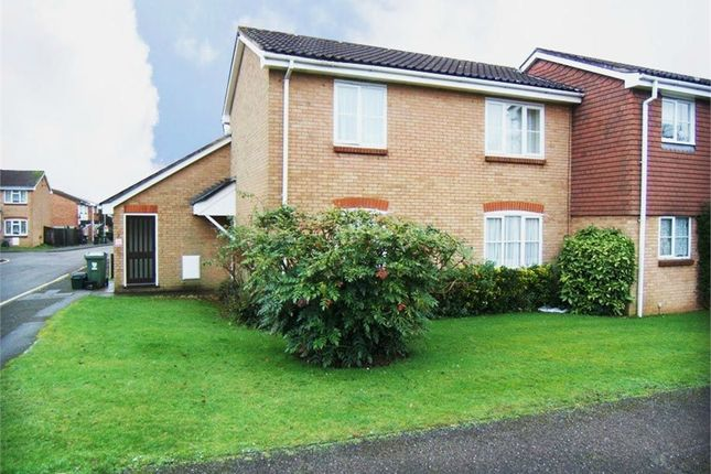 Thumbnail Flat to rent in Hales Park, Hemel Hempstead
